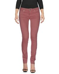 Citizens of Humanity Pink Denim Trousers