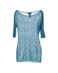 Taviani Blue Sweater