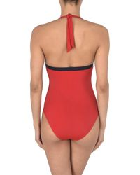Tommy Hilfiger Red Costume