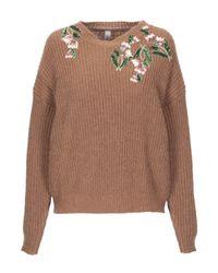 Pullover di Souvenir Clubbing in Brown