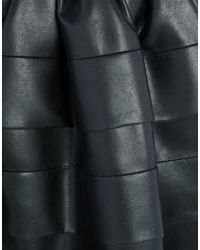 Jupe au genou Ermanno Scervino en coloris Black