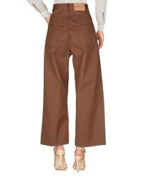 Pantaloni jeans di Marni in Brown
