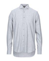 Camicia di Alea in Gray da Uomo