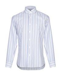 Tru Trussardi White Shirt for men