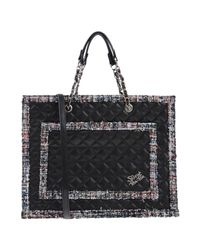 Secret Pon-pon Black Handbag