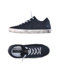 Golden Goose Deluxe Brand Black Low-tops & Sneakers