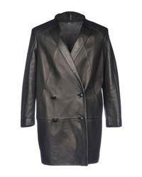 Premiata Black Coat for men
