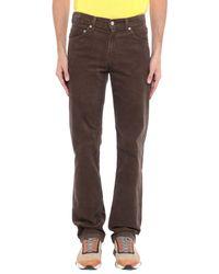 Pantalone di Levi's in Brown da Uomo
