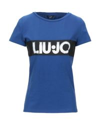Liu Jo Blue T-shirt