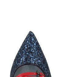 Chiara Ferragni Blue Pump