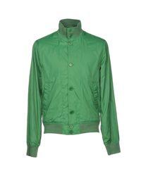 Aspesi Green Jacket for men