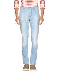 Pantaloni jeans di Armani Jeans in Blue da Uomo