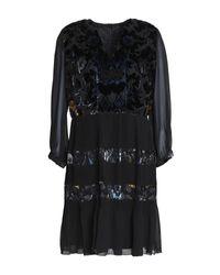 Vestito corto di Anna Sui in Black