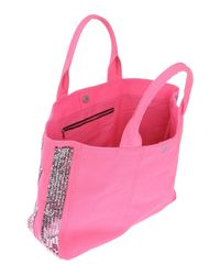 Pinko - Pink Handbag - Lyst