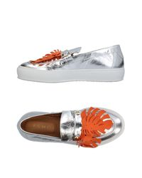 L'f Shoes Metallic Low-tops & Sneakers