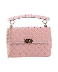 Valentino Garavani Pink Handbag