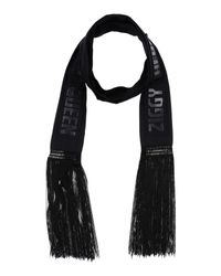 Écharpe Tom Rebl pour homme en coloris Black