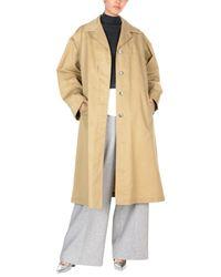 Isabel Marant Natural Overcoat