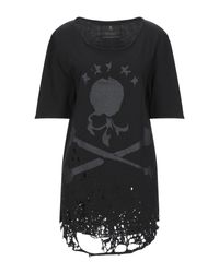 Bad Spirit Black Short Dress