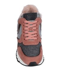 Voile Blanche Pink Low-tops & Sneakers