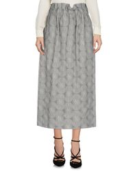 Collection Privée Black 3/4 Length Skirt