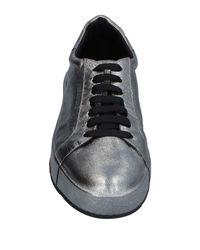 Jil Sander Metallic Low-tops & Sneakers
