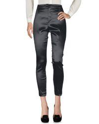 Isabel Marant Black Casual Trouser