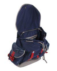 Versace - Blue Backpacks & Fanny Packs for Men - Lyst