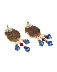 Dori Csengeri - Blue Earrings - Lyst