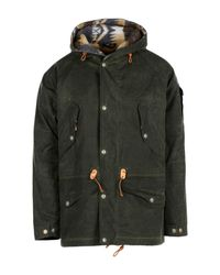 Pendleton Green Jacket for men