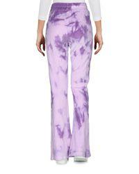 Pantalones True Religion de color Purple