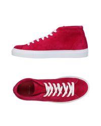 Diemme High Sneakers & Tennisschuhe in Red für Herren