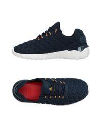 ASFVLT Sneakers Blue Low-tops & Sneakers