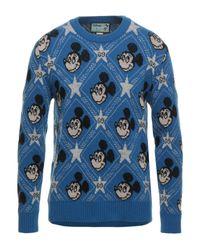 Pullover Gucci de hombre de color Blue