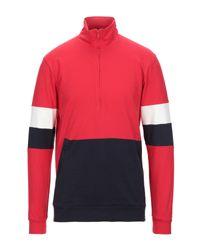 Only & Sons Sweatshirt in Red für Herren