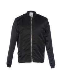 Won Hundred Black Jacket for men