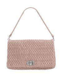Miu Miu Pink Handtaschen