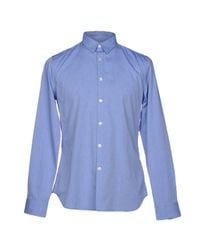 PS by Paul Smith Blue Shirt for men