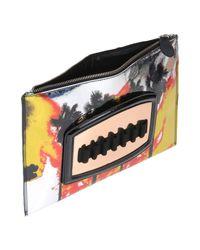 Thomas Blakk Metallic Handbag