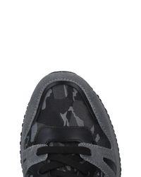 Sneakers & Tennis shoes basse di Hogan in Gray da Uomo
