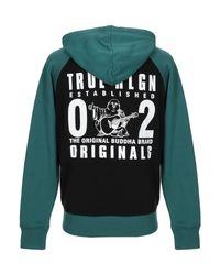 True Religion Sweatshirt in Black für Herren