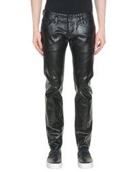 Pantaloni jeans di DSquared² in Black da Uomo