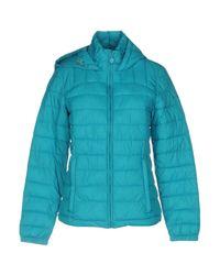 Penn-Rich - Blue Jacket - Lyst