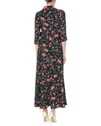 Vivetta Black Long Dress