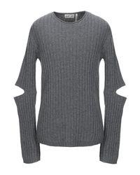 Pullover Helmut Lang pour homme en coloris Gray