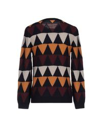 Valentino Blue Sweater for men