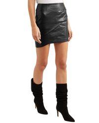 Minifalda IRO de color Black