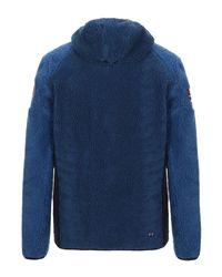 Napapijri Sweatshirt in Blue für Herren