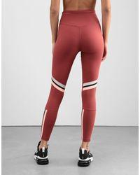 Leggings Nike en coloris Red