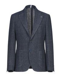 Veste Domenico Tagliente pour homme en coloris Blue